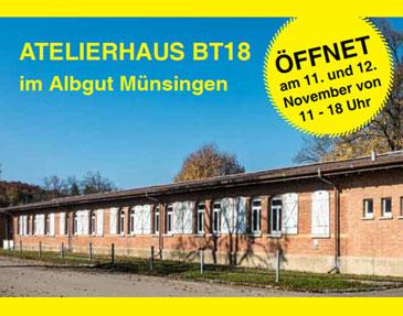 Einladung zur Ausstellung im Albgut Münsingen