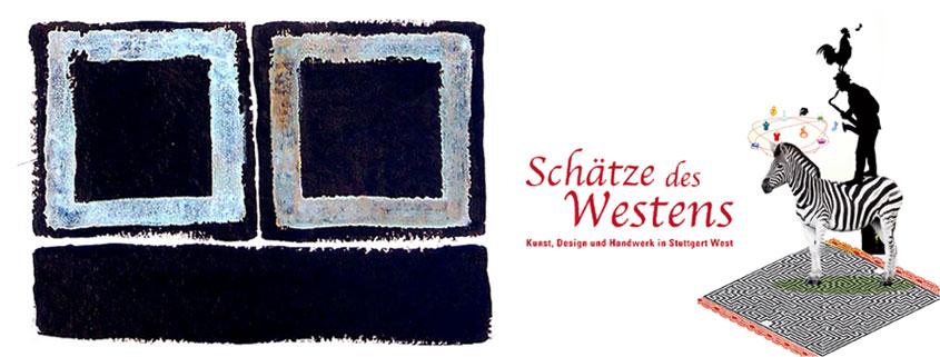 Ausstellung von Crista Gipser für Schätze des Westens, Stuttgart, 2018